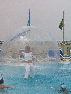 Water Ball 2,5m diameter