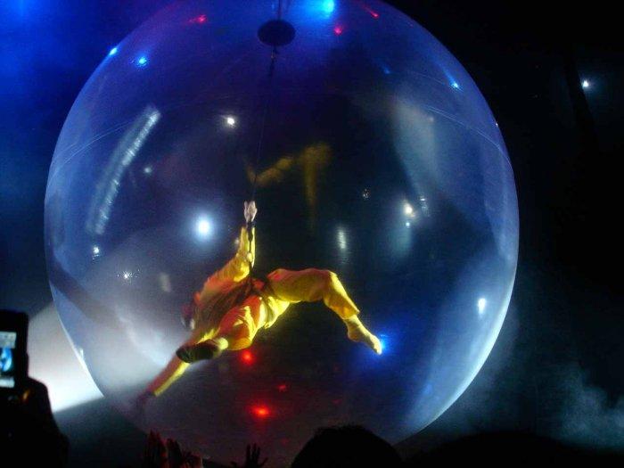 Show Ball 2.5 meters diameter