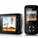 Sony Ericsson F305i Quadband GSM Phone (Unlocked) Black