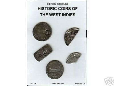 (DD-S 116) Coins of St.Lucia COPY