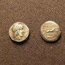 (RR-12) Denarius of Marcius Censor COPY