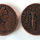 (DD S-57) Sestertius of Sabrina COPY