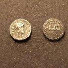 (RR-38) Denarius of M.Porcius Laeca COPY