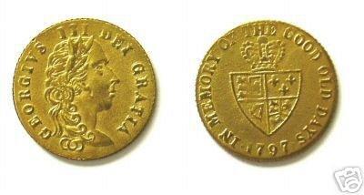 CC-04 1797 George III Gaming Token