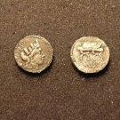 (RR-30)  Roman Denarius of Furrus Crassipes COPY