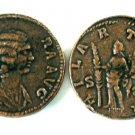 (DD S-73) Sestertius of Didia Clara COPY
