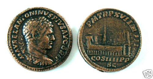 (DD S-78) Sestertius of Caracalla COPY