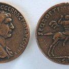 (DD S-50) Sestertius of Trajan COPY