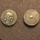 (RR-07) Denarius of Cassius COPY