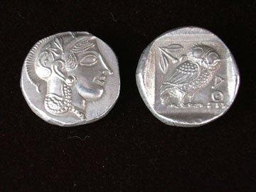 (DM-30) Athenean Tetradrachm