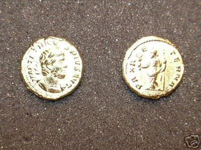 (GA-10) Aureus of Tetricus I  COPY