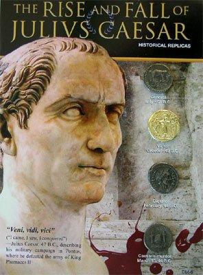 (DM 211) Rise and Fall of Julius Caesar