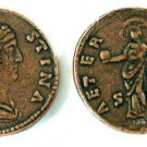 (DD S-64) Sestertius of Faustina Junior COPY