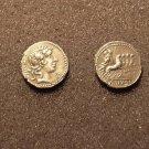 (RR-29) Denarius of C.Vibius C.f. Pansa COPY