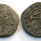 CC-15 Spanish Colonial  8 Reals of 1702 COPY