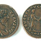 (DD S-65) Copper As of Lucius Verus COPY
