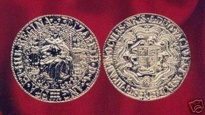 PR (E1 AS) Sovereign of Elizabeth I COPY
