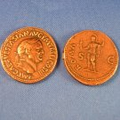 (DD R-42) Vespasian Sestertius COPY