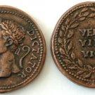 (Z-28) Medallion of Julius Caesar COPY