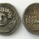 (DD-G 027) Arethusa Tetradrachm of Syracuse
