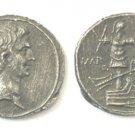 (RE-05) Octavian Denarius COPY