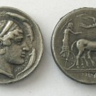 (DD-G 024) Syracuse Tetradrachm of Euainetos COPY