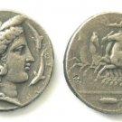 (DD-G 028) Tetradrachm of Syracuse Copy