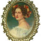 Portrait Brooch