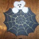 4 Hand Made Peek A Boo Tear Bear Spider Web die cuts