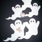 Flying Ghost  Scrapbooking or Card Die Cuts