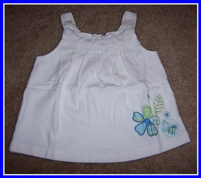 [24 mos] NEW Vitamins Kids baby Girl Dress Blouse