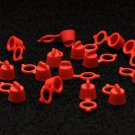 ZERK FITTING COVERS RED (100 pcs)