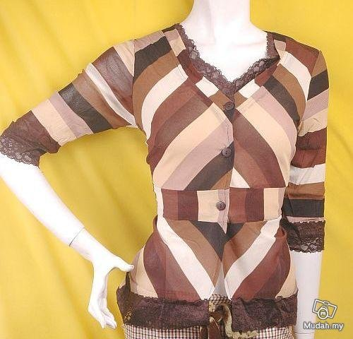GEOMETRIC 2010 RUNWAY FASHION GRAPHIC TREND RETRO 60S STYLE CLOTHES TOP