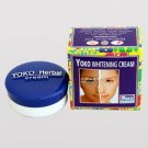3 pcs. Siam  YOKO Whitening Cream with CO Enzyme Q-10 (Herbal Extracts) 4g, FREE SHIPPING