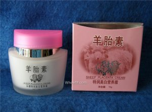 2 boxes Pink Sheep Placenta Cream - For Anti-Spot