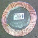 """Soft Copper Tubing 5/16""""x25' Tube de cobre ouen cuivre"""