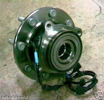 Front Wheel Hub Bearing 2003 - 2007 Hummer H2 515058