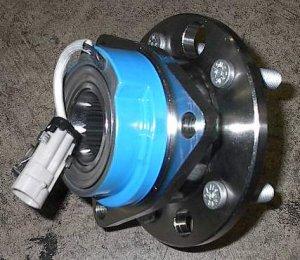 Front Hub Bearing 92-1999 Bonneville Trans Sport 513087