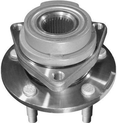 F Hub Bearing No ABS 03-05 Aztek 04-07 Grand Prix 13203