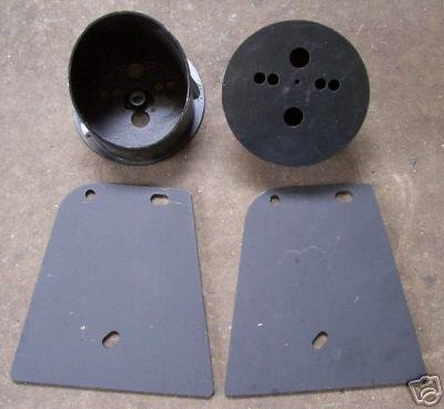 58-64 Impala Lowrider  Air Ride Air Bag Brackets Front