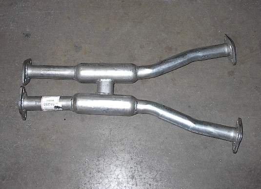 1990 - 1996 Nissan 300ZX 300 ZX Center Muffler 145457