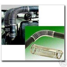 """1/2"""" Unicoil when curved molded hose isn't available"""
