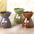 33646 trio flower warmer