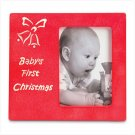 37629 babys first christmas picture frame