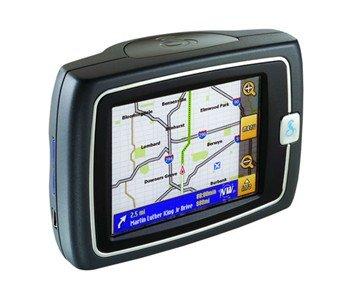 COBRA GPSM 2500 NAV ONE PORTABLE VEHICLE GPS NAVIGATOR (Model: GPSM2500 (R))