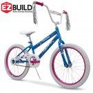 Huffy 20-Inch Sea Star Girls' Bike, Blue and Pink