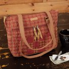 Everyday Tote Quilted Cotton Country Patchwork Shoulder Handbags