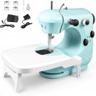 Sewing Machine, Portable Multifunctional Electric Sewing Machines for Beginners