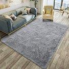 Anti-Skid Large Fuzzy Shag Fur Area Rugs, Modern Indoor