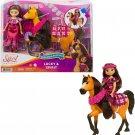 Mattel Spirit Untamed Miradero Festival Lucky Doll (7-in)